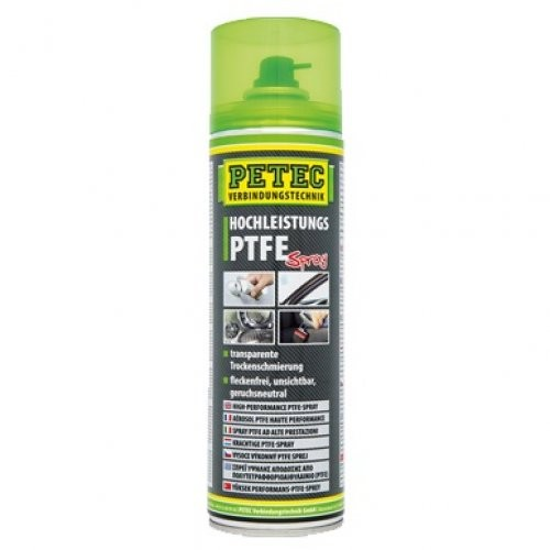 Petec Hochleistungs PTFE 500ml Spray