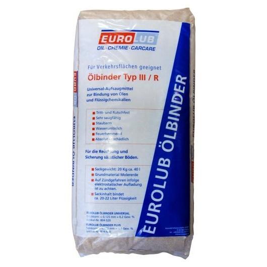 Eurolub Ölbinder / Ölbindemittel Plus 20kg