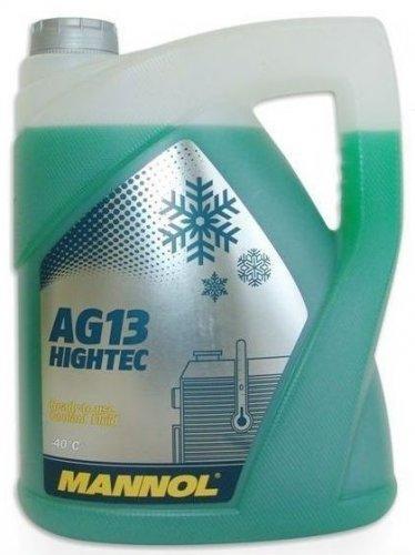 Mannol Kühlerfrostschutz Antifreeze AG13 -40 longlife Fertigmischung grün