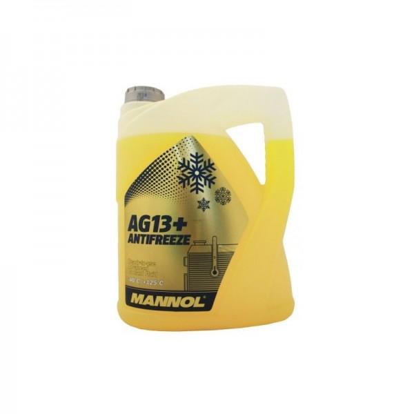 Mannol Kühlerfrostschutz Antifreeze AG13+ -40 Advanced Fertigmischung gelb 10Liter