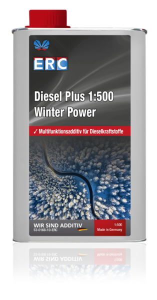Diesel plus 1:500 Winter Power