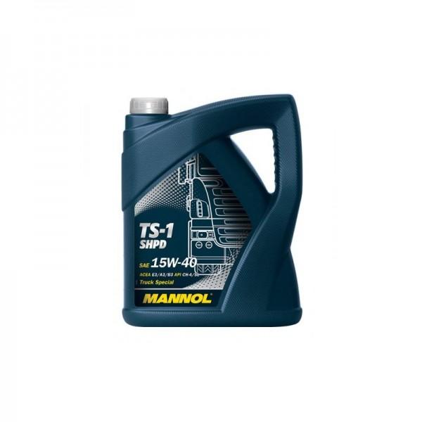 Mannol TS-1 SHPD 15w-40 5Liter