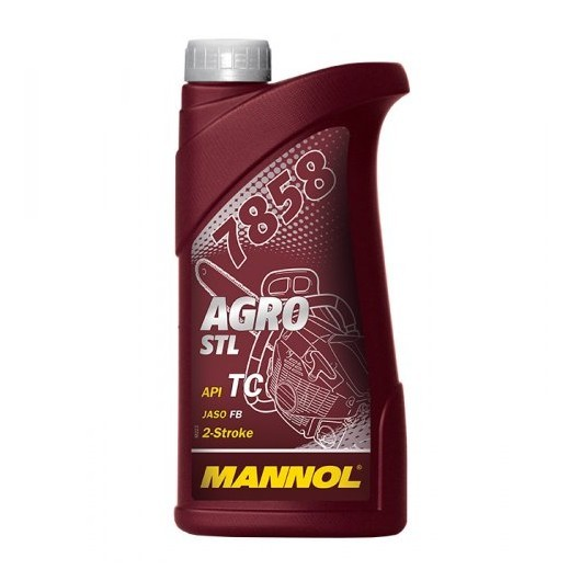 MANNOL 7858 Agro STL 2 Takt