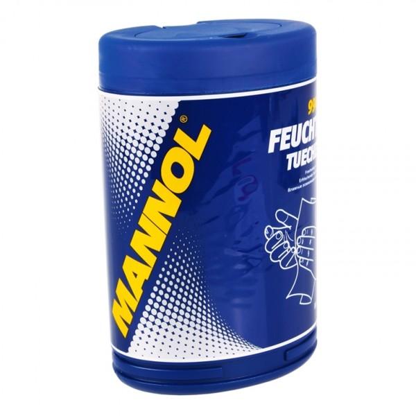 Mannol Feuchttücher 80St/Packung