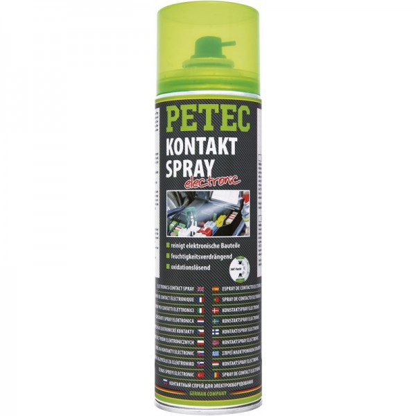 Petec Kontaktspray Electronic 500ml