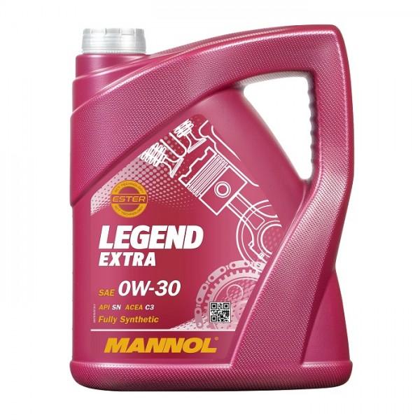 MANNOL 7919 LEGEND EXTRA SAE 0W-30 5L