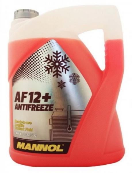 Mannol Kühlerfrostschutz Antifreeze AF12+ -40 longlife Fertigmischung rosa