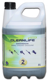 CLEANLIFE® FREE Gerätebenzin 2-Takt